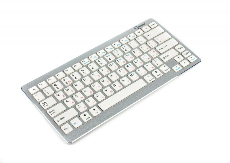 Купить Клавиатура беспроводная Gembird KB-6411BT-UA