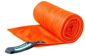 Полотенце Sea To Summit Tek Towel 40x80 см Small Orange (STS ATTTEKSOR)