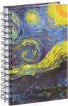 Книга Скетчбук 'Ван Гог. Звёздная ночь'