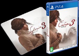 игра Syberia 3 PS4