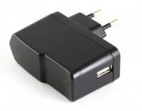 Универсальное зарядное устройство Gembird, USB, для iPod, iPhone и др. (MP3A-UC-AC1-B)