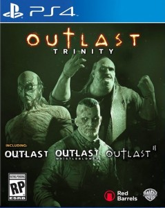 игра Outlast 2 PS4