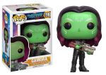 фигурка Фигурка-башкотряс Funko POP! Bobble: Guardians Of The Galaxy 2 - Gamora (12789)