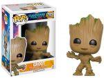 фигурка Фигурка-башкотряс Funko POP! Bobble Guardians Of The Galaxy 2 - Groot (13230)