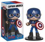 фигурка Фигурка Wobblers. Marvel - Captain America (12478)