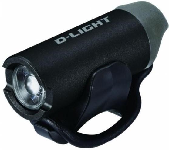Купить Фара CG-123P (с батарейками, черная, 3 диода, 4 режима), D.Light