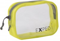 Гермомешок Exped Clear Cube Yellow (желтый) S