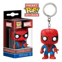 Подарок Брелок Funko Pocket POP! Spider-Man - Marvel (4983)
