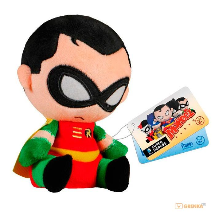Купить Мягкая игрушка Funko Mopeez Robin - DC (5593)