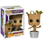 фигурка Фигурка-башкотряс Funko POP! Bobble Dancing Groot - Guardians Of The Galaxy 2 (5104)