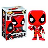 фигурка Фигурка-башкотряс Funko POP! Bobble Deadpool Thumb Up - Marvel (7487)