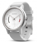 Часы Garmin Vívomove Sport, White with Sport Band (010-01597-01)