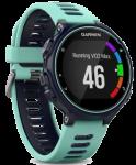 Спортивные часы Garmin Forerunner 735XT Tri-Bundle Midnight Blue/ Frost Blue Tri Bundle (010-01614-10)