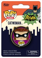фигурка Значок Funko Pop! Pins: DC - Catwoman
