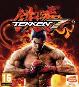 игра Tekken 7 PC (Jewel)
