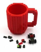 Подарок Чашка 'Конструктор' (красная)