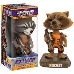 фигурка Фигурка Wacky Wobbler: Guardians of the Galaxy - Rocket Raccoon Flocked (4464)
