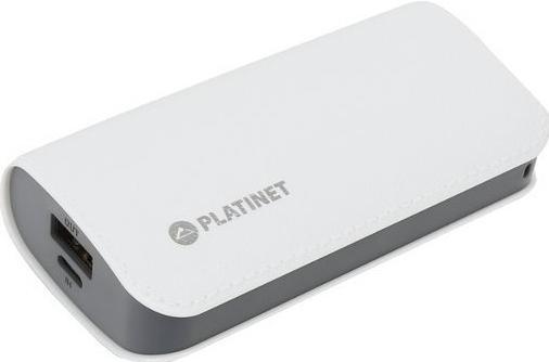 Купить Универсальная мобильная батарея Platinet Leather 5200mAh (PMPB52LW), HUAWEI