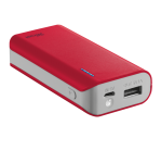 Универсальная мобильная батарея Trust Primo 4400 (21226)