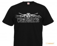 Футболка World of Tanks L