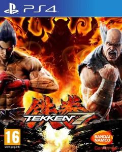 игра Tekken 7 PS4