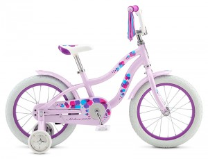 Велосипед Schwinn 'Lil Stardust' 2017 фиолетовый 16