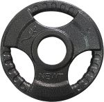 Диск олимпийский с хватами Newt 1.25 кг (TI-N-01)