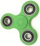 Подарок Спиннер для рук с подшипниками, зеленый
