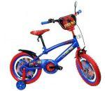 Велосипед двухколесный 7Toys со звонком, зеркалом, с вставками в колесах (141209)