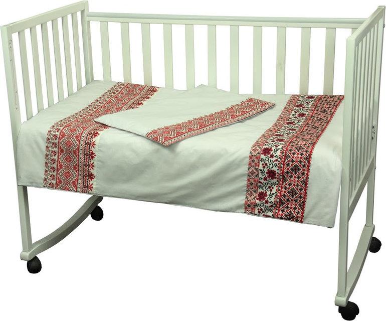 Купить Детское постельное белье ТМ РУНО 60*120 (932.02СУ_Червоний)