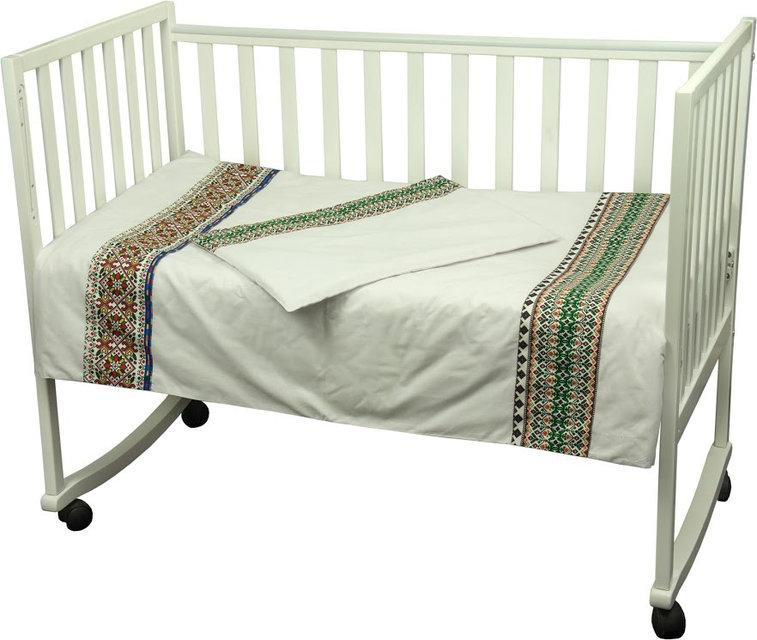 Купить Детское постельное белье ТМ РУНО 60*120 (932.02СУ_Зелений)