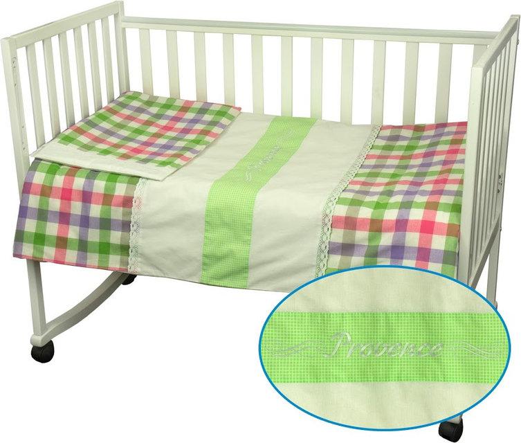 Купить Детское постельное белье ТМ РУНО 60*120 (942ПРОВАНС)