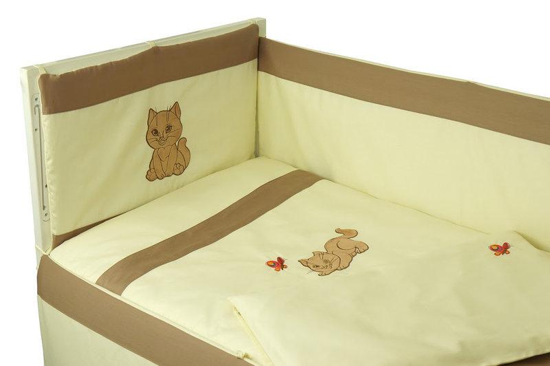 Купить Детское постельное белье ТМ РУНО 60*120 (977Рижик)