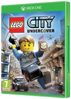 игра Lego City Undercover Xbox One