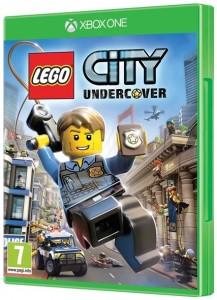 игра Lego City Undercover Xbox One