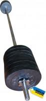 Штанга наборная Newt 'Home' 78 кг (TI-0201-180-78)