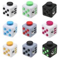 Подарок Кубик антистресс с кнопками