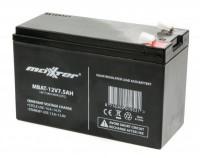 Аккумуляторная батарея Maxxter 12В 7.5Aч (MBAT-12V7.5AH)