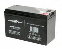 Аккумуляторная батарея Maxxter 12В 7Aч (MBAT-12V7AH)