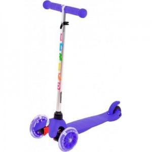 Самокат I-Trike BB MINI фиолетовый (BB 3-013-4-B)