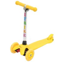 Самокат I-Trike BB MINI желтый (BB 3-013-4-B)