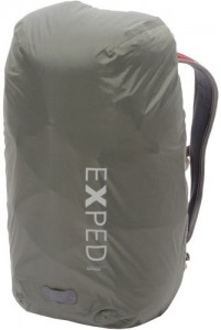 Накидка Exped RAINCOVER M charcoal grey (серый)