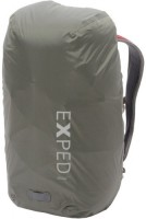 Накидка Exped RAINCOVER S charcoal grey (серый)