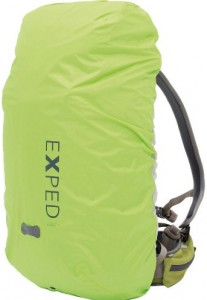 Накидка Exped RAINCOVER S lime (зеленый)
