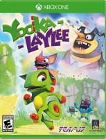 игра Yooka-Laylee Xbox One
