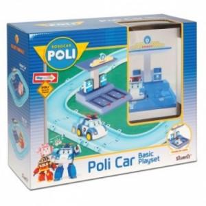 фото Маленький трек Silverlit 'Robocar Poli' 83270 (умная машинка Поли в комплекте) #3