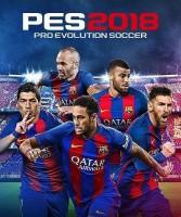 игра PES 2018 PS4