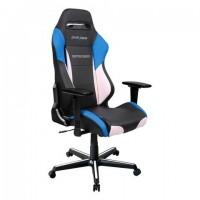 кресло Геймерское кресло DXRacer Drifting OH/DM61/NWB (Black/White/Blue)