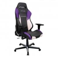 кресло Геймерское кресло DXRacer Drifting OH/DM61/NWV (Black/White/Violet)