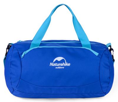 Купить Сумка спортивная NatureHike 'Wet&Dry Bag' 20 л, sea blue (NH16F020-L)